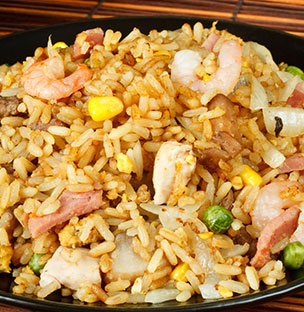 Special Fried Rice Box